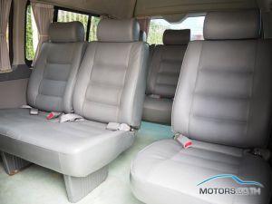รถมือสอง, รถยนต์มือสอง TOYOTA COMMUTER (2009)
