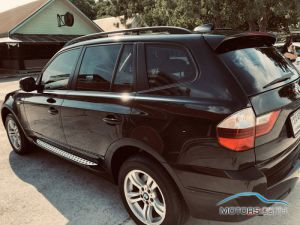 รถใหม่, รถมือสอง BMW X3 (2010)