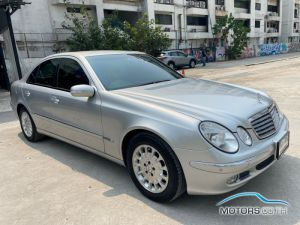 Secondhand MERCEDES-BENZ E220 CDI (2004)
