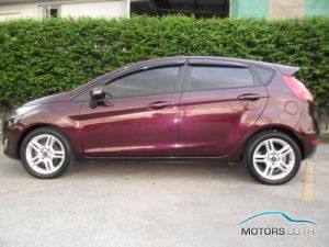 Secondhand FORD FIESTA (2012)