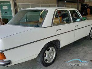 รถมือสอง, รถยนต์มือสอง MERCEDES-BENZ 240D (1973)